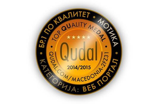 Motika Qudal Medal